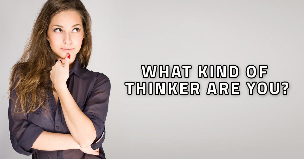 what category connected with thinker usually are anyone essay