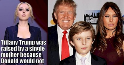 A Collection Of Bizarre Facts About The Trump Kids
