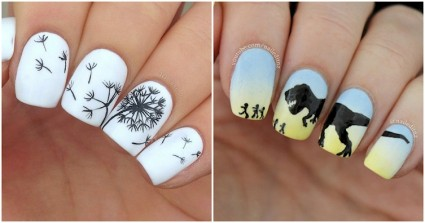 12 Examples of Chic New Nail Designs