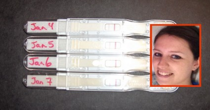 This Woman Took Seven Pregnancy Tests Before Doctors Found Out the Terrifying Truth
