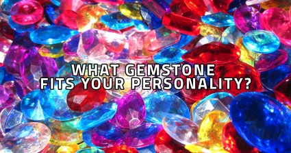 What Gemstone Fits Your Personality?