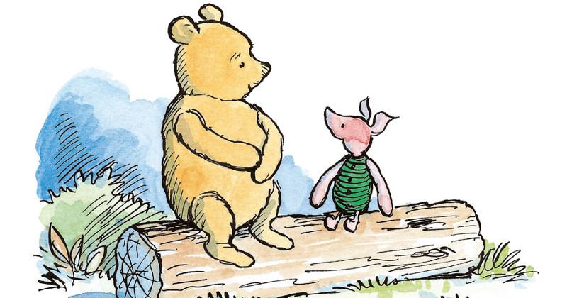 15 hal penting yang kita pelajari dari winnie the pooh
