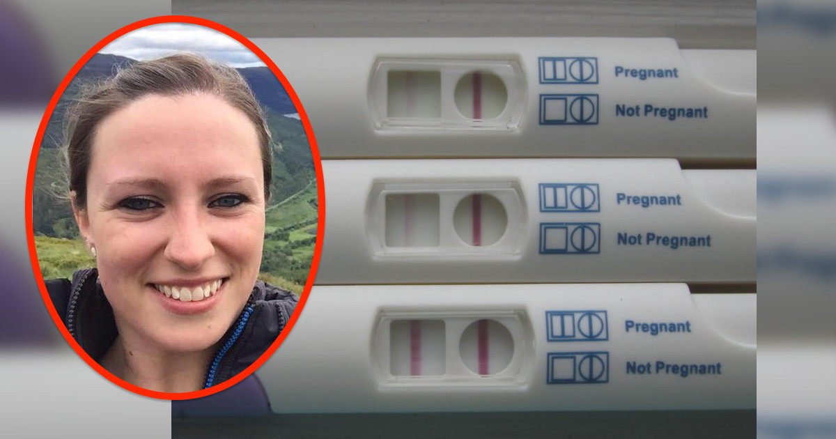 Woman Receives Cancer Diagnosis After 7 Pregnancy Tests