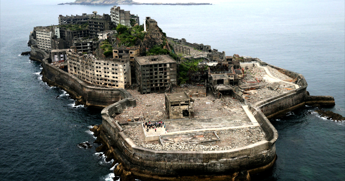 26 Of The Most Amazing And Mysterious Abandoned Places From Around The World