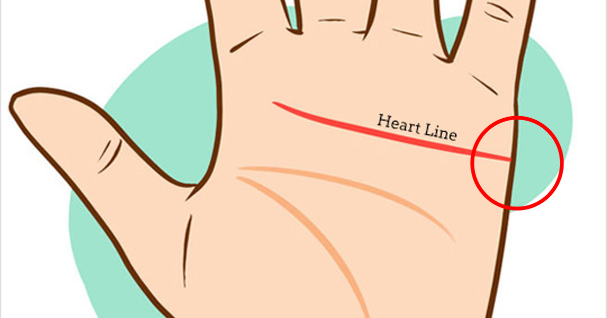 What Does Your Heart Line Say About Your Love Life?