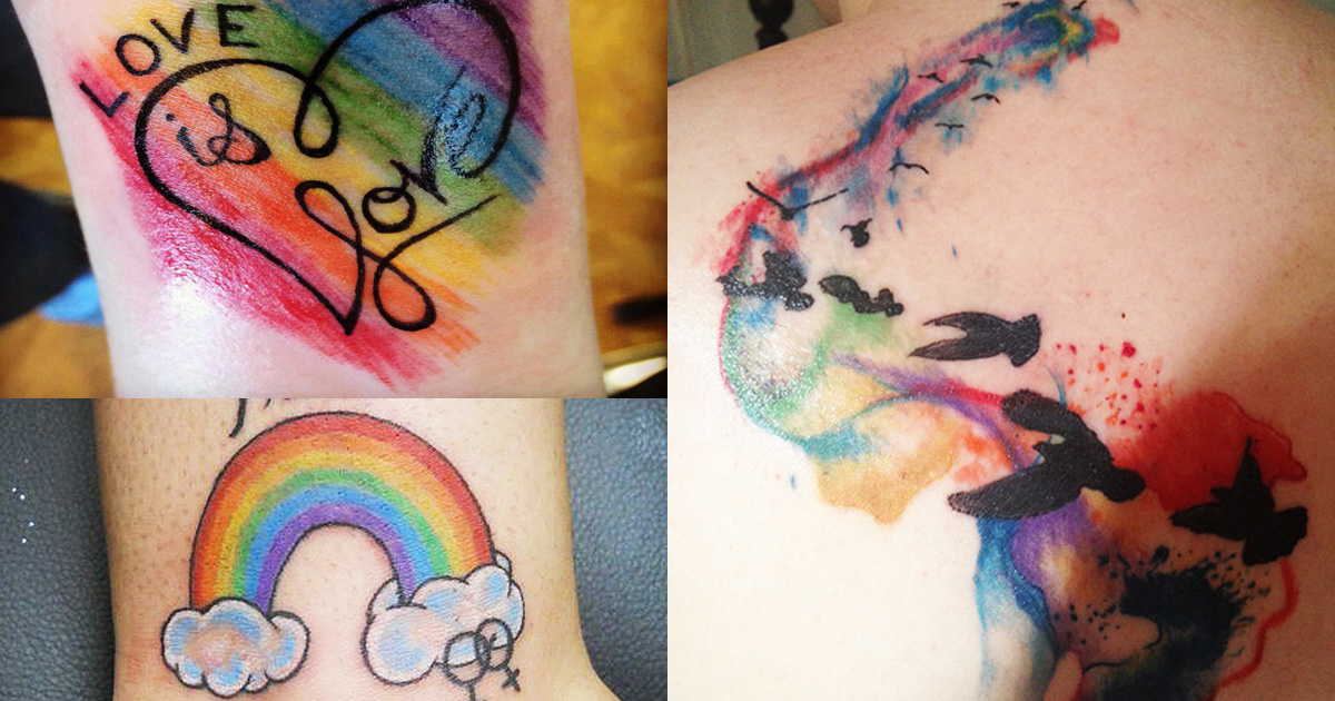 15 meaningful lgbt tattoos to inspire you