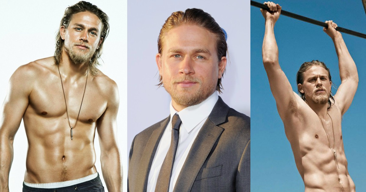 23 Photos Of Charlie Hunnam That Will Make You Drool