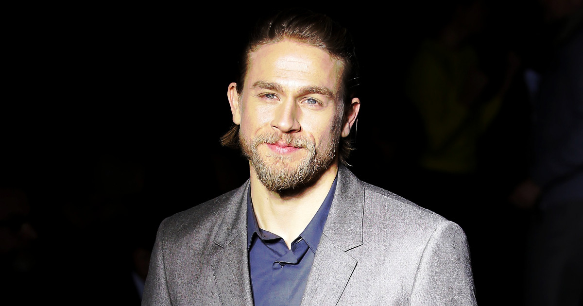 10 Intriguing Tidbits About Charlie Hunnam You Didn't Know