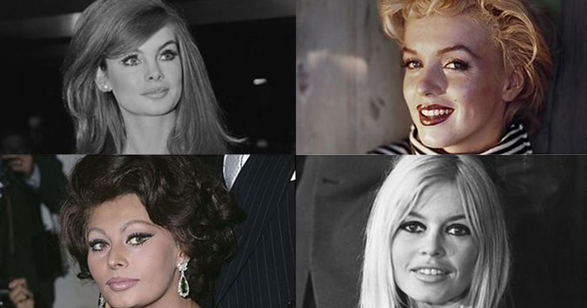 10 Vintage Makeup Tutorials Inspired By The Glamorous Old Hollywood