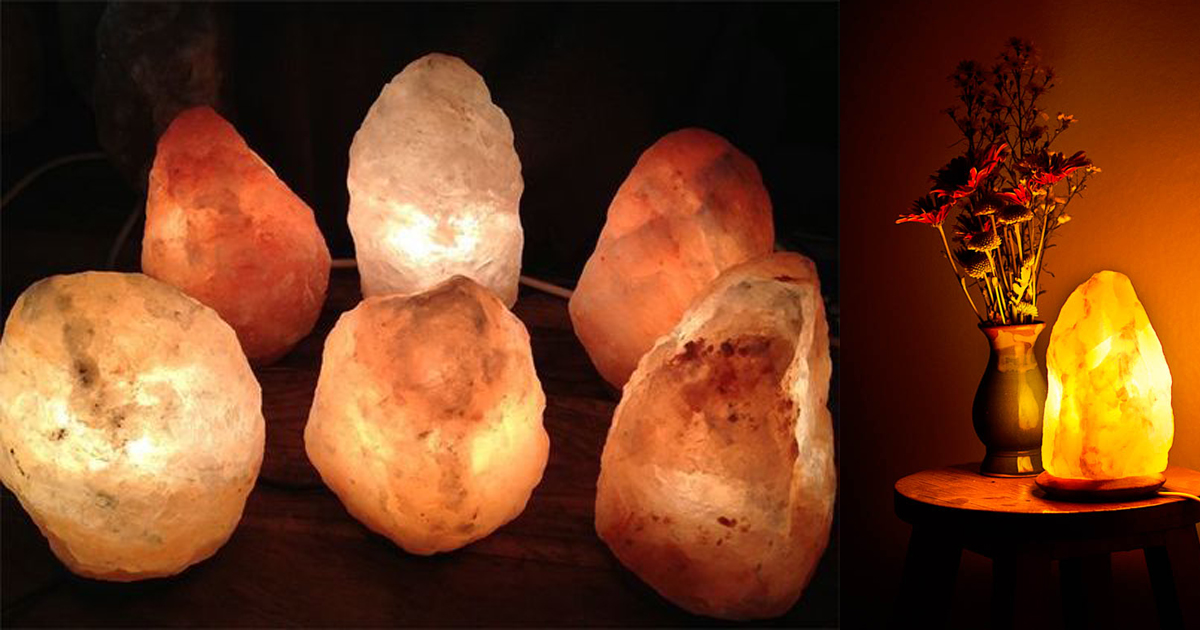 Do You Own A Himalayan Salt Lamp? Unplug It Right Now!
