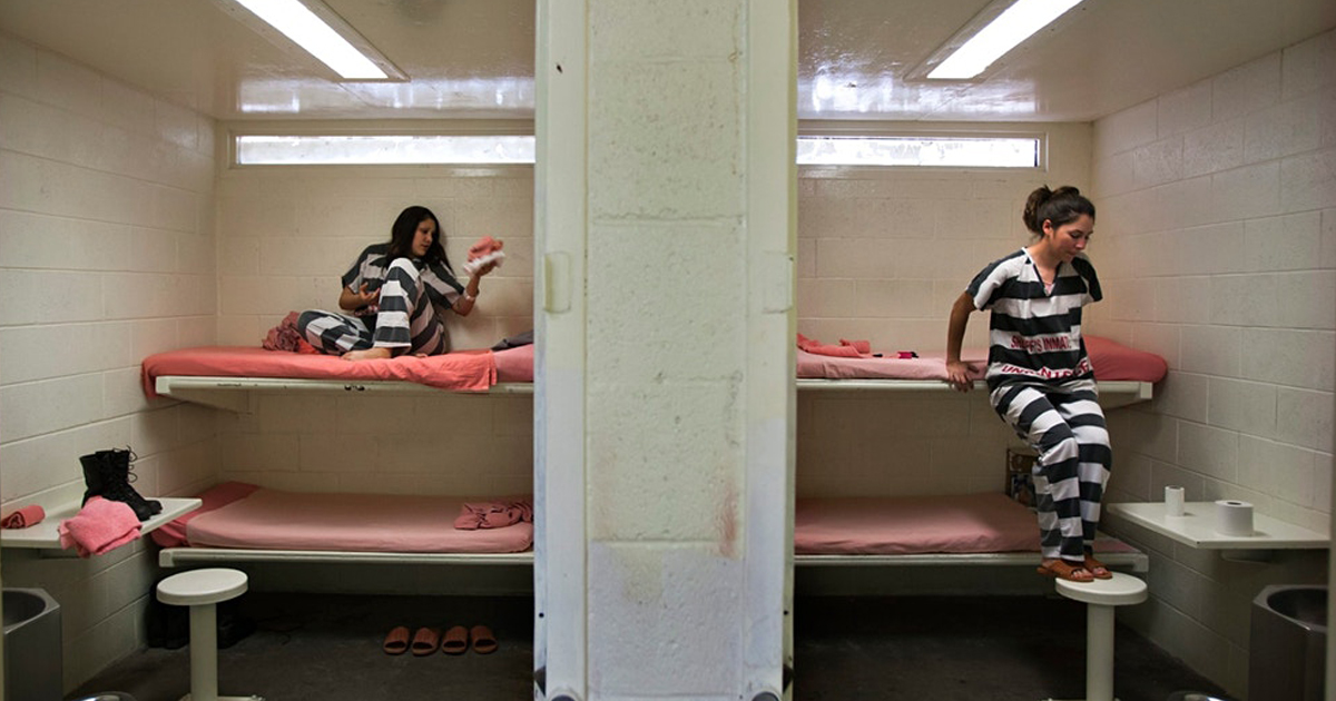 8 Things You Didn't Know About Being A Woman In Prison