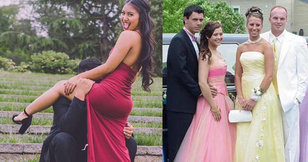 16 Prom Pictures Prove Exactly How Screwed Up Our Future Is