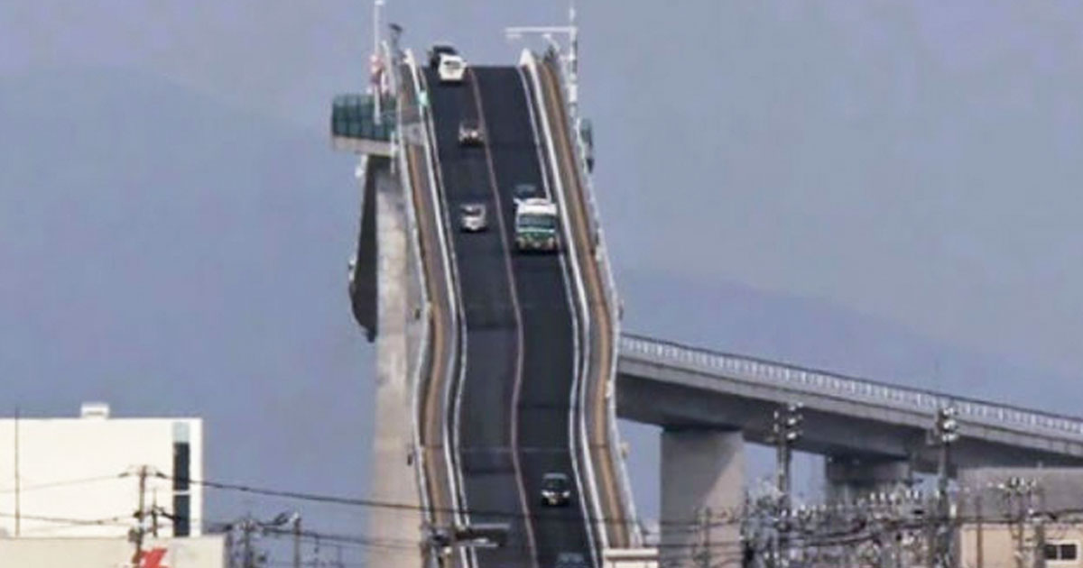 A Bridge So Terrifying, People Have Panic Attacks Driving On It
