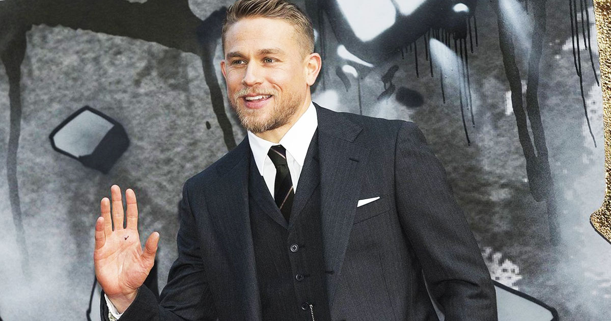 Charlie Hunnam Explains That He's Always Been Well Received By Women