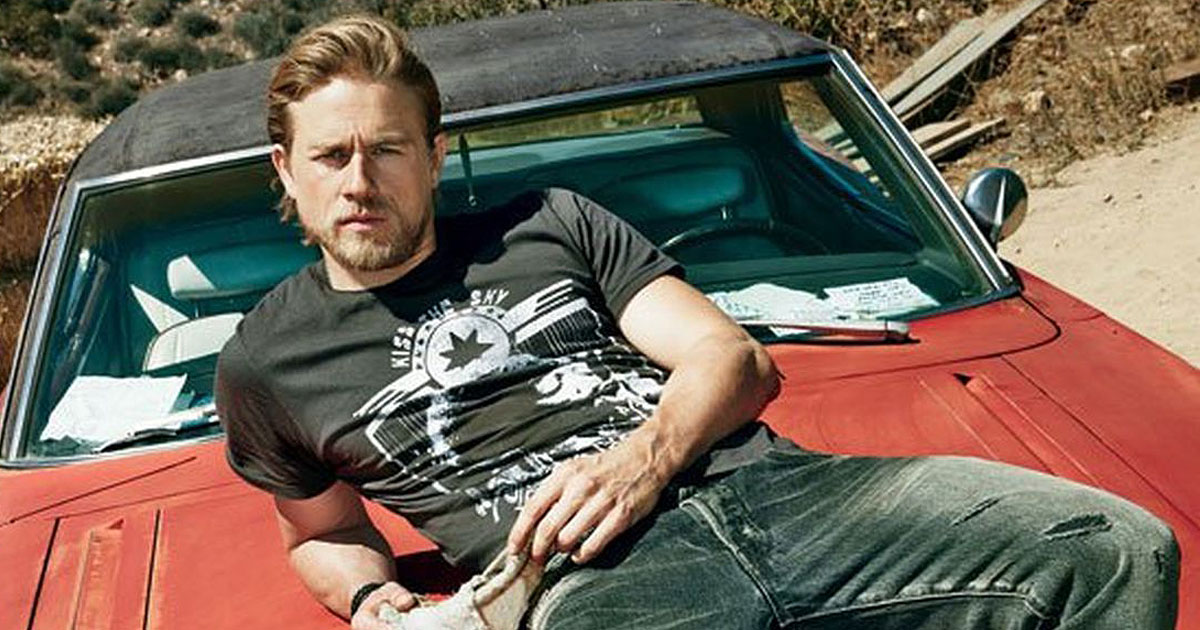 11 Unique Things We Bet You Never Knew About Charlie Hunnam