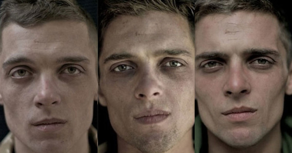 Soldiers Photographed Before, During, And After War. The Results Will Upset You.