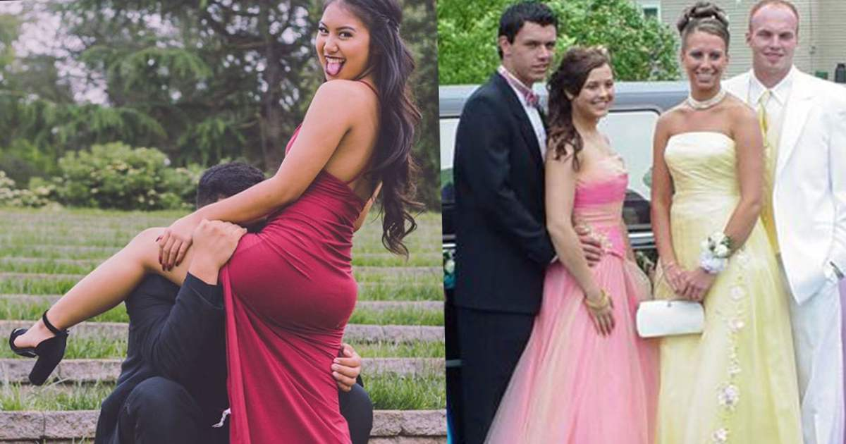 16 Prom Pictures That Prove How Screwed Up Our Future Really Is
