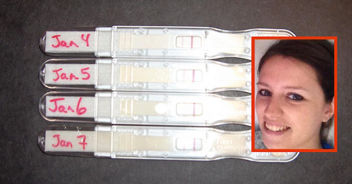 Uma Mulher Executou Sete Testes De Gravidez Antes De Os Médicos Conseguirem Descobrir a Verdade Assustadora