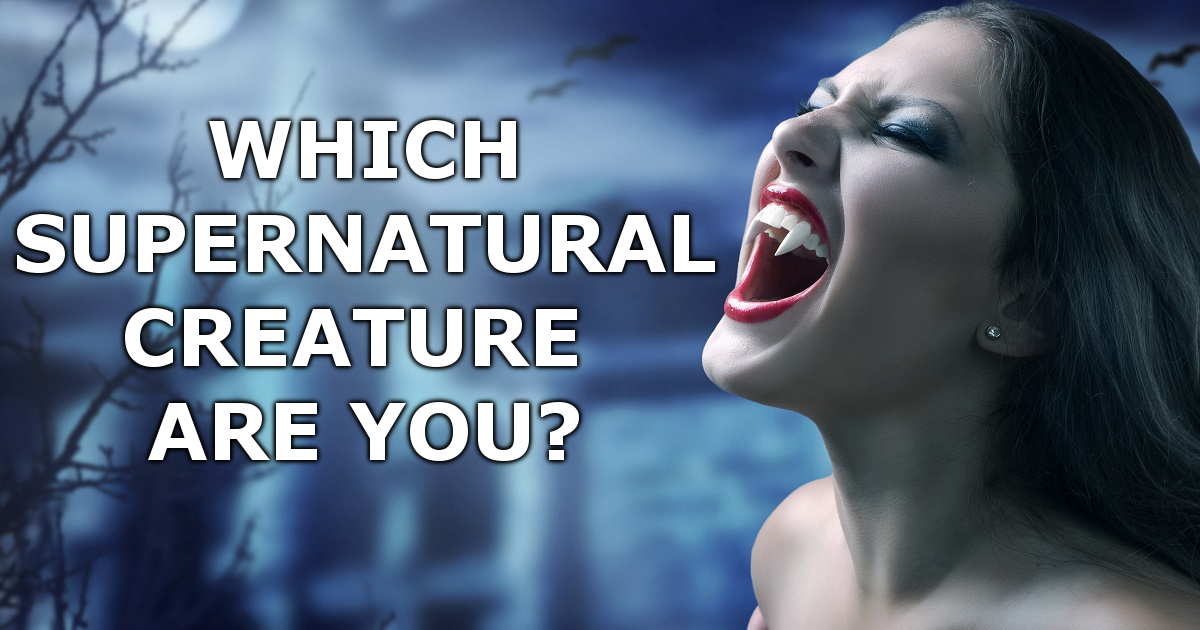 how to become a supernatural creature