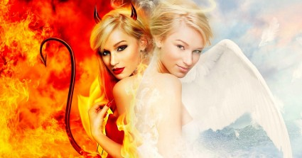 Are You Angel Or Devil Woman?