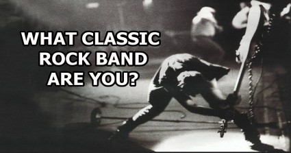 What Classic Rock Band Are You?