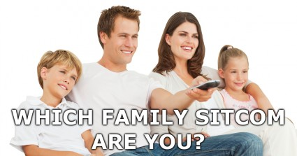 Which Family Sitcom Are You?