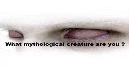 What Mythological Creature Are You Truly?