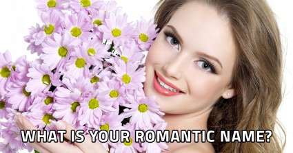 What Is Your Romantic Name?