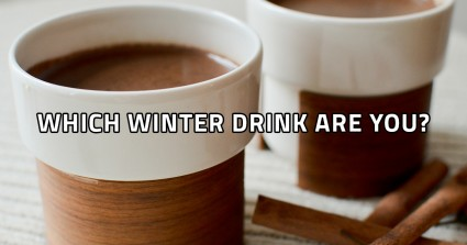 Which Winter Drink Are You?
